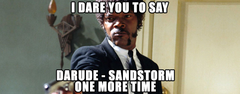 image of Darude – Sandstorm