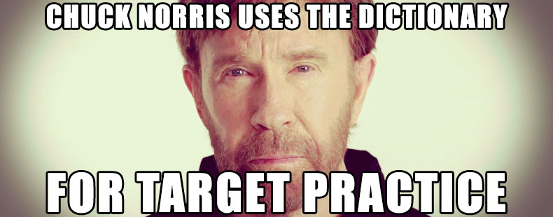 image of Chuck Norris facts