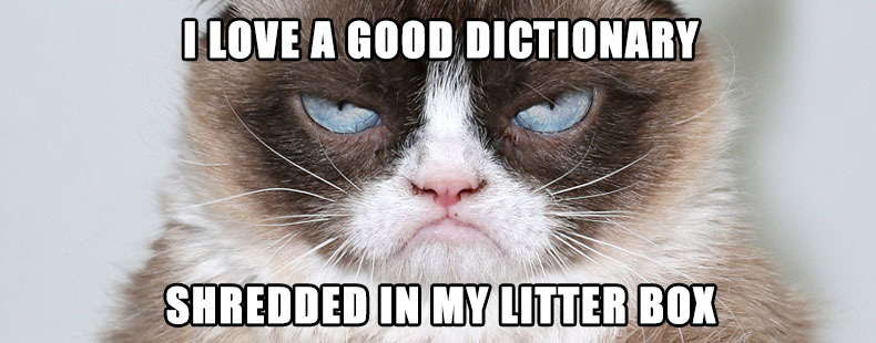 image of Grumpy Cat