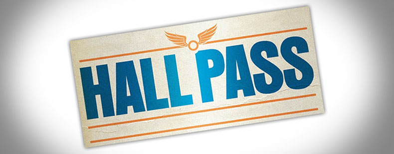 image of hall pass