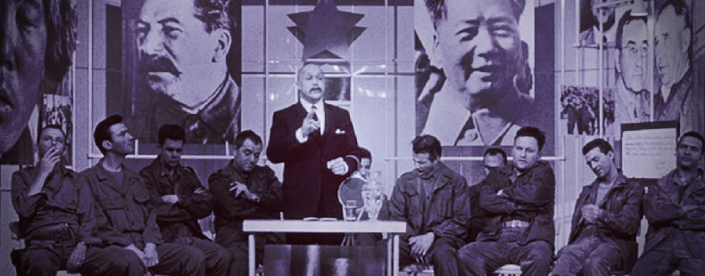 image of Manchurian candidate