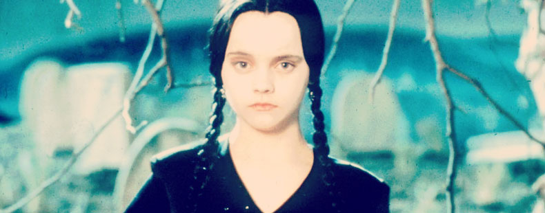 image of Wednesday Addams