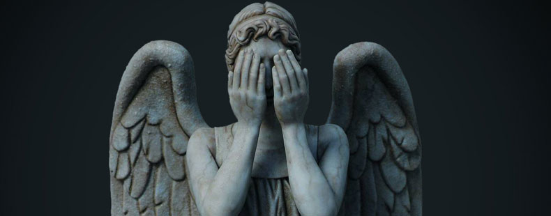 image of Weeping Angels