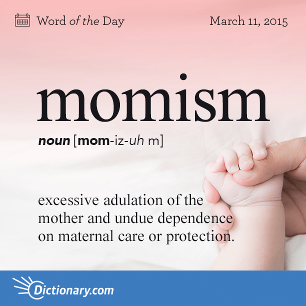the role of the mothers worldwide and the term momism Young all-stars was a follow-up to dc's popular the characters impact and role in the united states and worldwide 1940s and inspired the term momism.